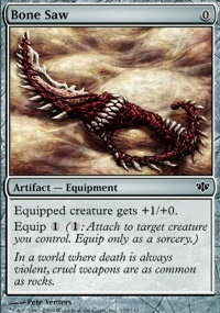 MTG Card: Bone Saw