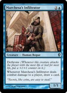 Marchesa's Infiltrator