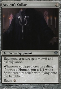 MTG Card: Avacyn's Collar