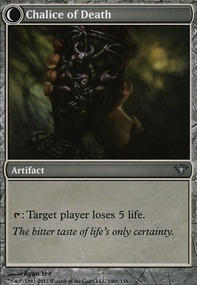 MTG Card: Chalice of Death
