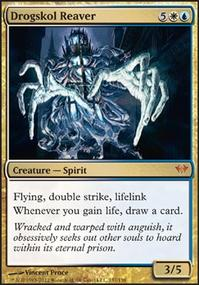 MTG Card: Drogskol Reaver