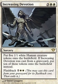 MTG Card: Increasing Devotion