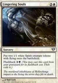 MTG Card: Lingering Souls