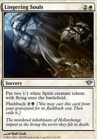 MTG Card: Lingering Souls