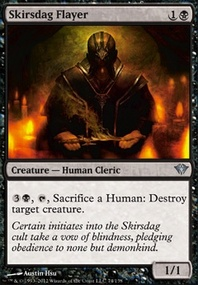 MTG Card: Skirsdag Flayer