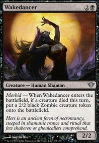 MTG Card: Wakedancer