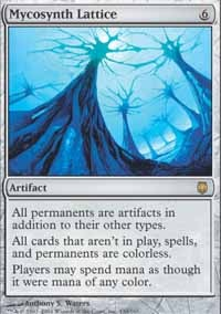 MTG Card: Mycosynth Lattice