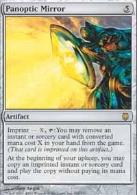 MTG Card: Panoptic Mirror