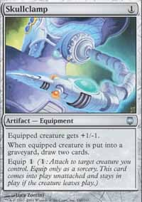 MTG Card: Skullclamp