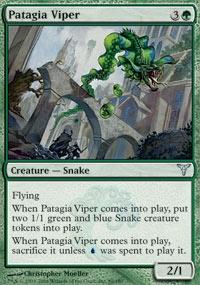 MTG Card: Patagia Viper