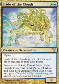 MTG Card: Pride of the Clouds