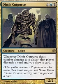 MTG Card: Dimir Cutpurse