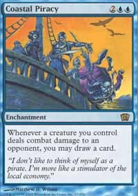 MTG Card: Coastal Piracy