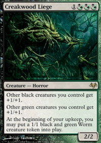 MTG Card: Creakwood Liege