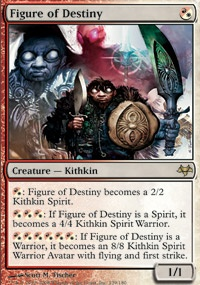 MTG Card: Figure of Destiny