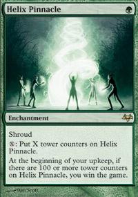 MTG Card: Helix Pinnacle