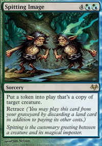 MTG Card: Spitting Image