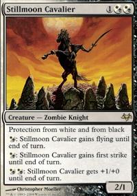 MTG Card: Stillmoon Cavalier