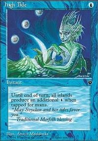 MTG Card: High Tide