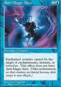 MTG Card: Anti-Magic Aura