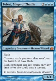 MTG Card: Teferi, Mage of Zhalfir