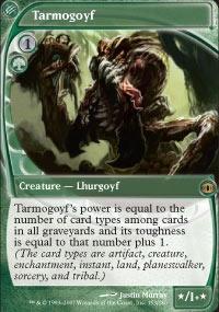 MTG Card: Tarmogoyf