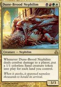 MTG Card: Dune-Brood Nephilim