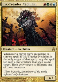 MTG Card: Ink-Treader Nephilim