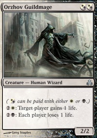 MTG Card: Orzhov Guildmage
