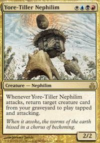 MTG Card: Yore-Tiller Nephilim