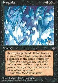 MTG Card: Icequake