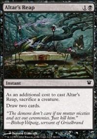 MTG Card: Altar's Reap