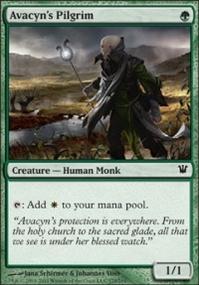 MTG Card: Avacyn's Pilgrim