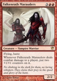MTG Card: Falkenrath Marauders