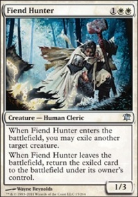 MTG Card: Fiend Hunter