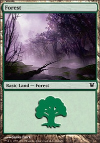 MTG Card: Forest