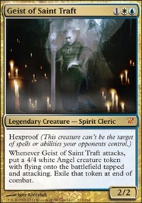 MTG Card: Geist of Saint Traft