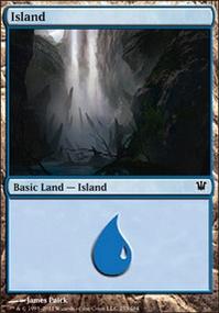 MTG Card: Island
