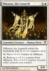 MTG Card: Mikaeus, the Lunarch