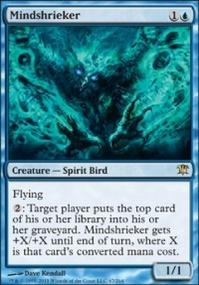 MTG Card: Mindshrieker