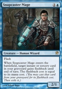 MTG Card: Snapcaster Mage