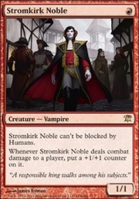 MTG Card: Stromkirk Noble