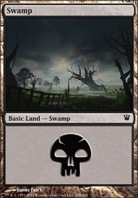 MTG Card: Swamp