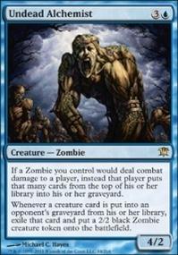 MTG Card: Undead Alchemist