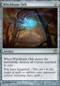 MTG Card: Witchbane Orb