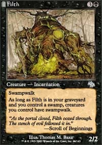 MTG Card: Filth