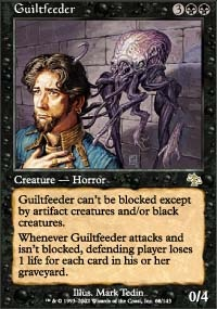 MTG Card: Guiltfeeder