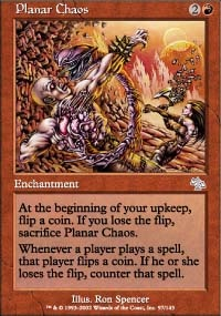MTG Card: Planar Chaos