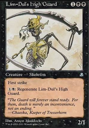 Lim-Dul's High Guard