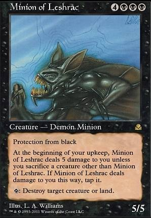 Minion of Leshrac